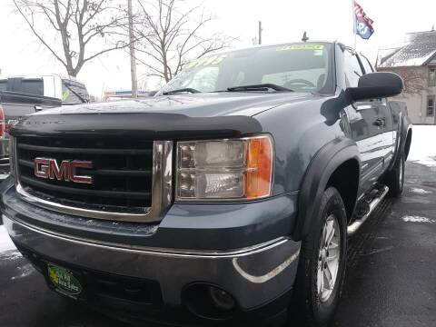 2008 GMC Sierra 1500 for sale at Oak Hill Auto Sales of Wooster, LLC in Wooster OH