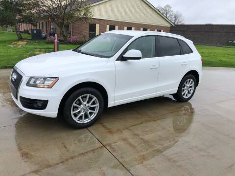 2012 Audi Q5 for sale at Renaissance Auto Network in Warrensville Heights OH