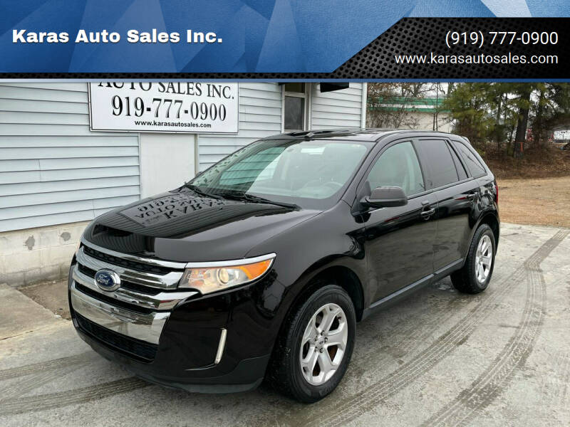 2013 Ford Edge for sale at Karas Auto Sales Inc. in Sanford NC