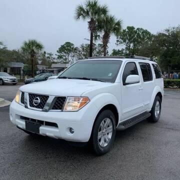 2007 Nissan Pathfinder for sale at GLOBAL MOTOR GROUP in Newark NJ