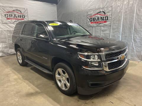 2020 Chevrolet Tahoe for sale at GRAND AUTO SALES in Grand Island NE