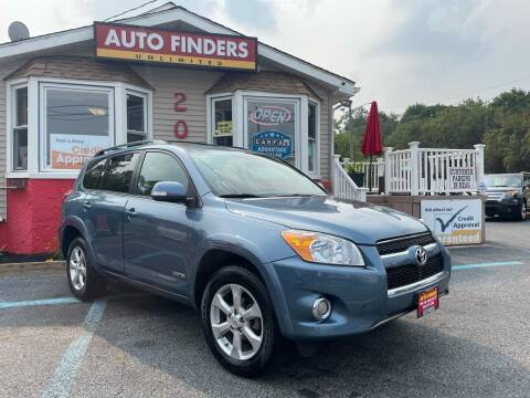2010 Toyota RAV4 for sale at Auto Finders Unlimited LLC in Vineland NJ