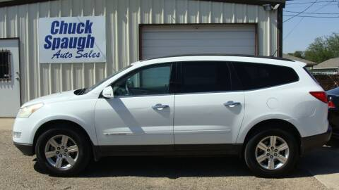 2009 Chevrolet Traverse for sale at Chuck Spaugh Auto Sales in Lubbock TX