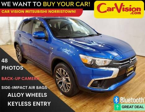2019 Mitsubishi Outlander Sport for sale at Car Vision Mitsubishi Norristown in Trooper PA