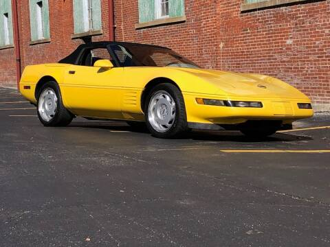 1992 Chevrolet Corvette for sale at Michael Thomas Motor Co in Saint Charles MO