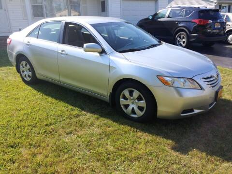 2007 Toyota Camry for sale at Elbrus Auto Brokers, Inc. in Rochester NY