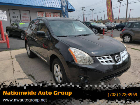 2013 Nissan Rogue for sale at Nationwide Auto Group in Melrose Park IL