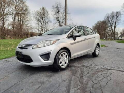 2011 Ford Fiesta for sale at Moundbuilders Motor Group in Heath OH
