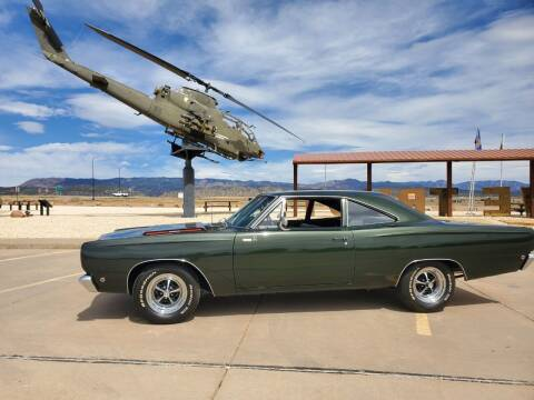 1968 Plymouth Roadrunner for sale at Pikes Peak Motor Co in Penrose CO