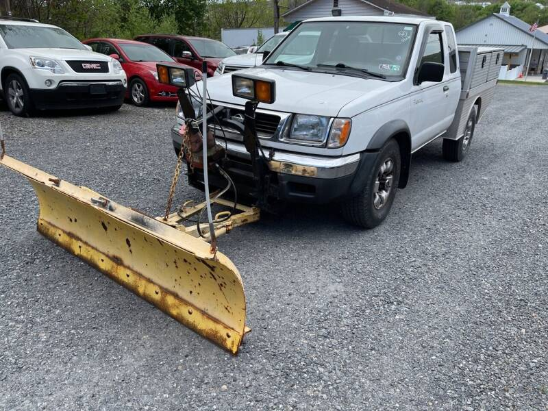 2000 Nissan Frontier for sale at JM Auto Sales in Shenandoah PA