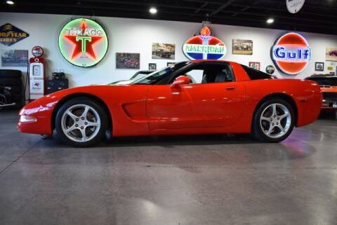 2003 Chevrolet Corvette for sale at Choice Auto & Truck Sales in Payson AZ