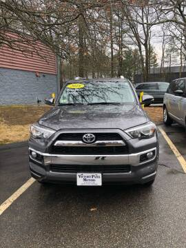 2018 Toyota 4Runner for sale at Dave's Garage Inc in Hampton NH
