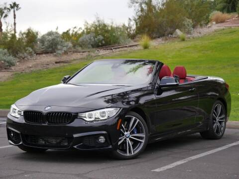 2015 BMW 4 Series for sale at AZGT LLC in Phoenix AZ