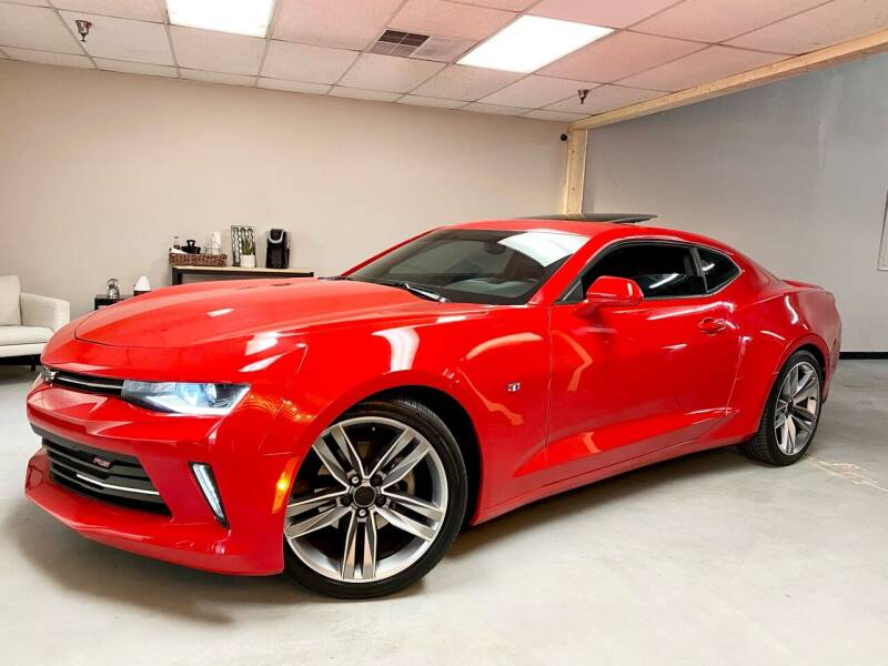 2017 Chevrolet Camaro for sale at Destination Motors in Temecula CA