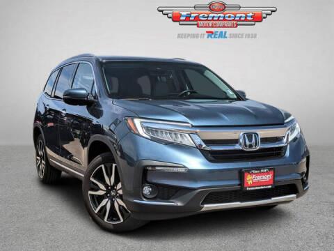 2019 Honda Pilot for sale at Rocky Mountain Commercial Trucks in Casper WY
