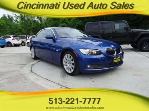2008 BMW 3 Series for sale at Cincinnati Used Auto Sales in Cincinnati OH