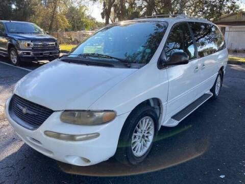 1999 Chrysler Town and Country for sale at Florida Prestige Collection in St Petersburg FL