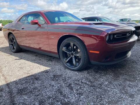 2017 Dodge Challenger for sale at Ada Truck Sales in Ada OH