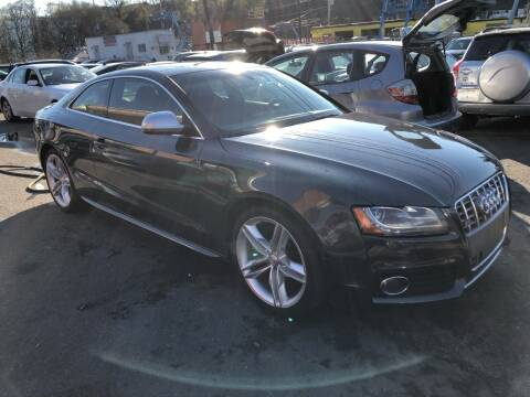 2009 Audi S5 for sale at Giordano Auto Sales in Hasbrouck Heights NJ
