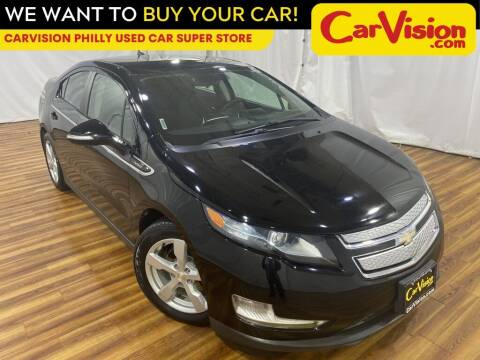 2013 Chevrolet Volt for sale at Car Vision Mitsubishi Norristown - Car Vision Philly Used Car SuperStore in Philadelphia PA