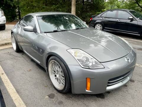 2006 Nissan 350Z for sale at Weaver Motorsports Inc in Cary NC