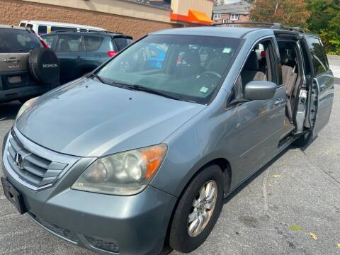 2009 Honda Odyssey for sale at Best Choice Auto Sales in Methuen MA