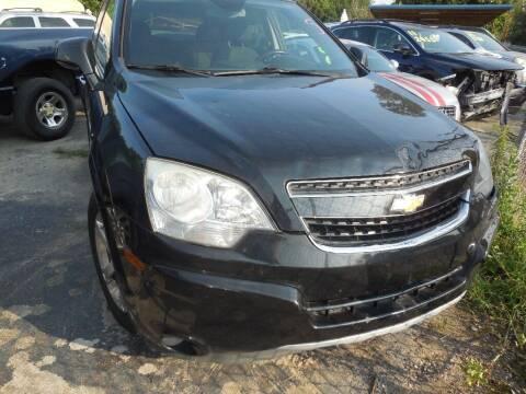 2013 Chevrolet Captiva Sport for sale at SCOTT HARRISON MOTOR CO in Houston TX