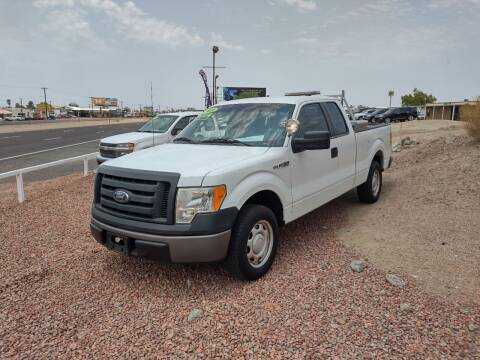 2010 Ford F-150 for sale at Ideal Cars East Mesa in Mesa AZ