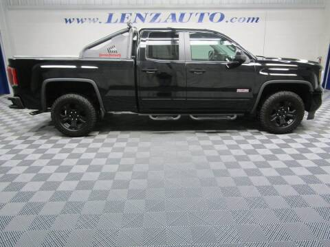 2016 GMC Sierra 1500 for sale at LENZ TRUCK CENTER in Fond Du Lac WI