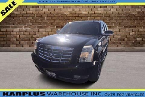 2007 Cadillac Escalade for sale at Karplus Warehouse in Pacoima CA