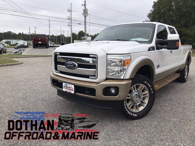 2011 Ford F-250 Super Duty for sale at Dothan OffRoad And Marine in Dothan AL
