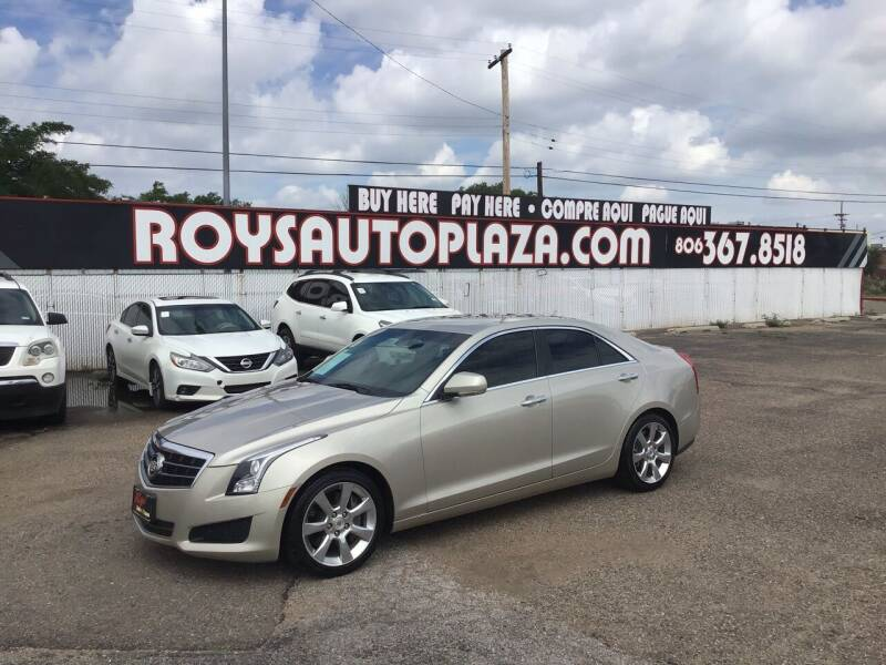 2013 Cadillac ATS for sale at Roy's Auto Plaza 2 in Amarillo TX