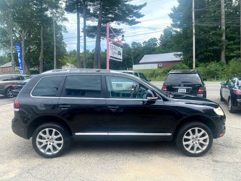 2009 Volkswagen Touareg 2 for sale in Madbury, NH
