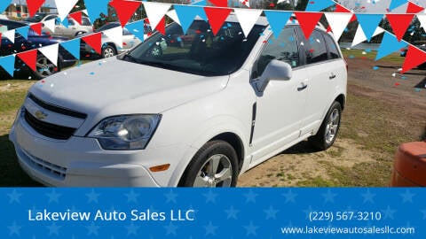 2014 Chevrolet Captiva Sport for sale at Lakeview Auto Sales LLC in Sycamore GA