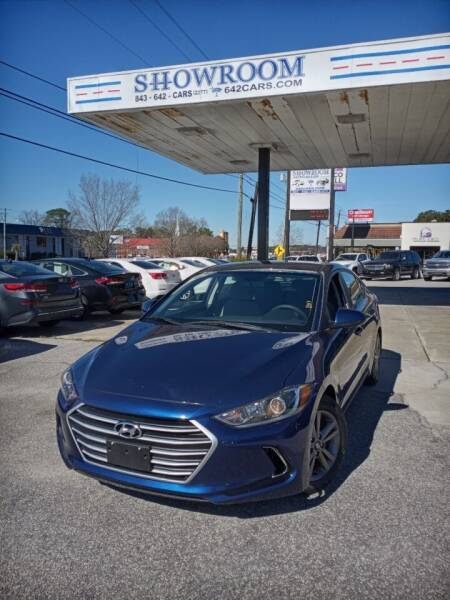 2018 Hyundai Elantra for sale at Showroom Auto Sales of Charleston in Charleston SC