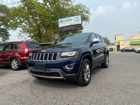 2014 Jeep Grand Cherokee for sale at All Star Auto Sales and Service LLC in Allentown PA
