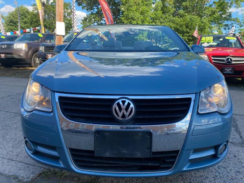 2007 Volkswagen Eos for sale at Best Cars R Us in Plainfield NJ