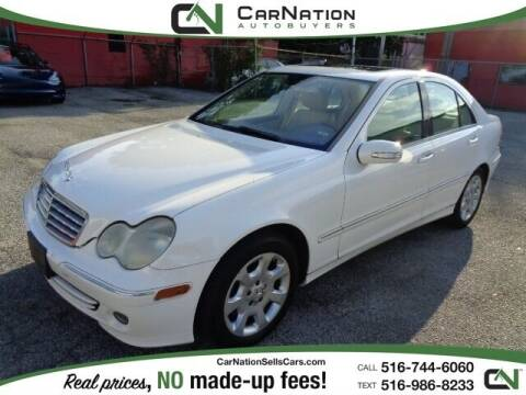 2006 Mercedes-Benz C-Class for sale at CarNation AUTOBUYERS Inc. in Rockville Centre NY