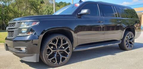2015 Chevrolet Suburban for sale at Chris Motors in Decatur GA