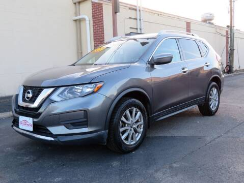 2017 Nissan Rogue for sale at Low Cost Cars North in Whitehall OH