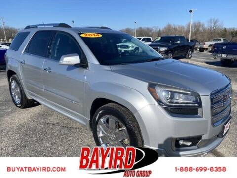 2014 GMC Acadia for sale at Bayird Truck Center in Paragould AR