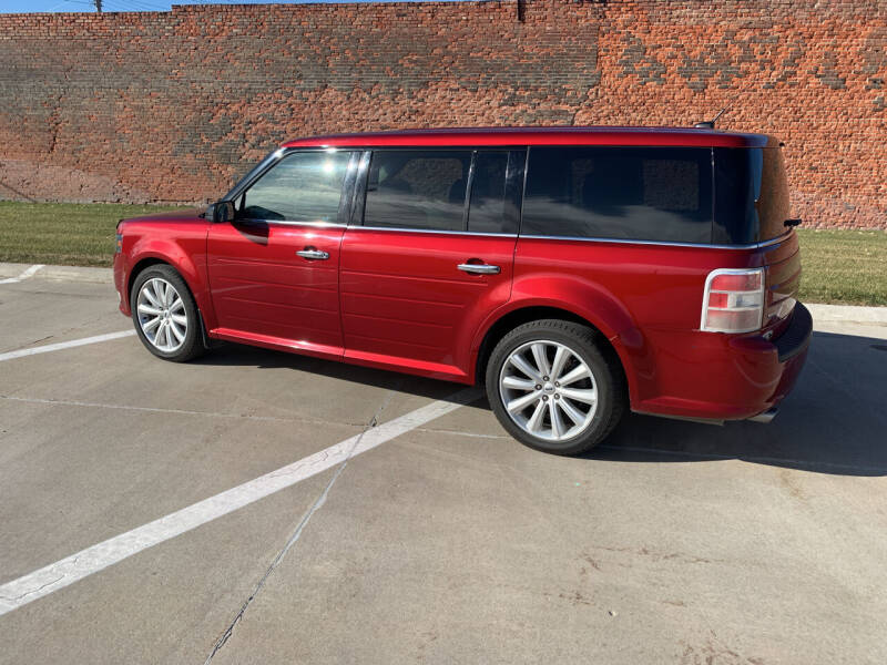 2016 Ford Flex for sale at Ericson Ford in Loup City NE