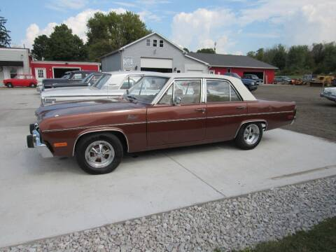 1973 Plymouth Valiant for sale at Whitmore Motors in Ashland OH