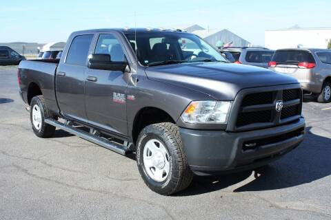 2015 RAM Ram Pickup 2500 for sale at New Mobility Solutions in Jackson MI