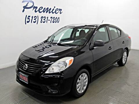 2014 Nissan Versa for sale at Premier Automotive Group in Milford OH