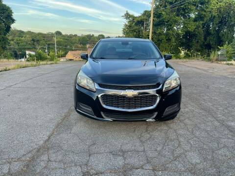 2015 Chevrolet Malibu for sale at Car ConneXion Inc in Knoxville TN