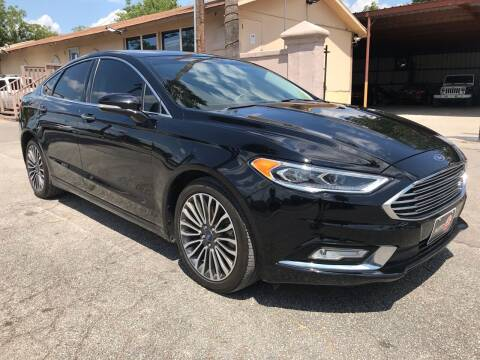 2018 Ford Fusion for sale at Auto A to Z / General McMullen in San Antonio TX