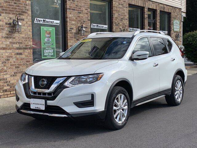 2018 Nissan Rogue for sale at The King of Credit in Clifton Park NY