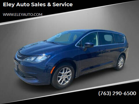 2018 Chrysler Pacifica for sale at Eley Auto Sales & Service in Loretto MN