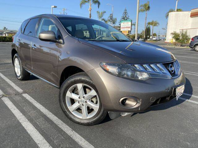 2010 Nissan Murano for sale at Beach Auto Group LLC in Midway City CA